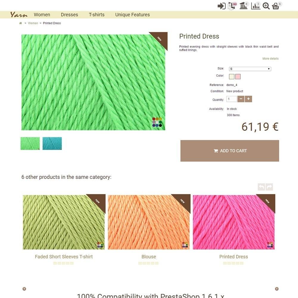 theme - Heim & Garten - Yarn - 4