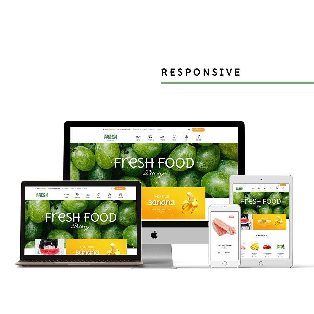 theme - Продовольствие и рестораны - Pts Fresh - 2