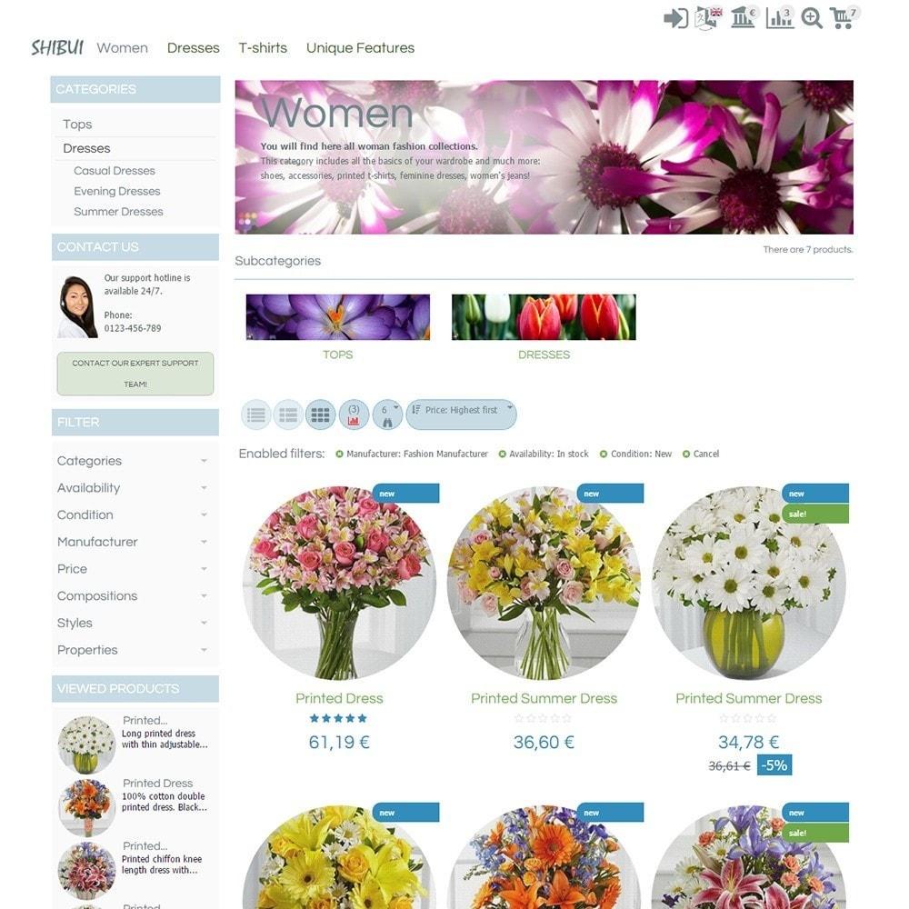 theme - Presentes, Flores & Comemorações - Shibui - 3