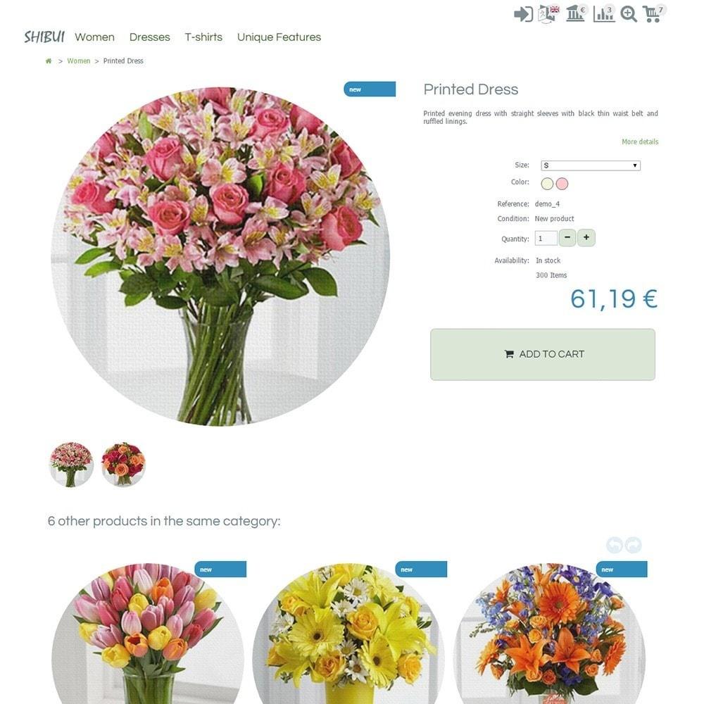 theme - Presentes, Flores & Comemorações - Shibui - 4