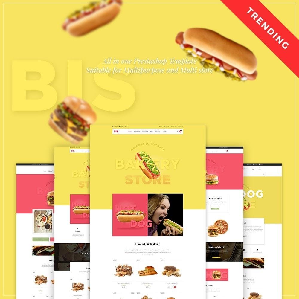 theme - Food & Restaurant - Leo Bis - 1