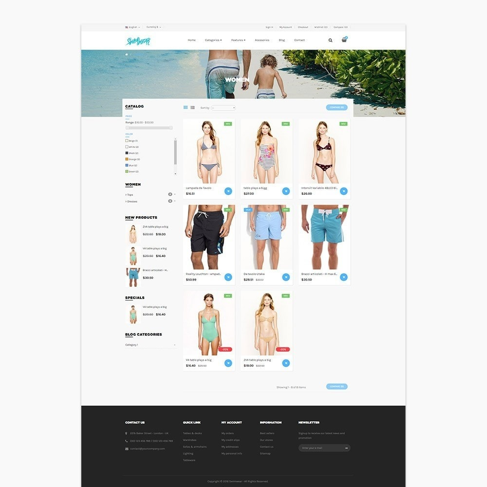 theme - Moda y Calzado - Ap Swimwear - 5