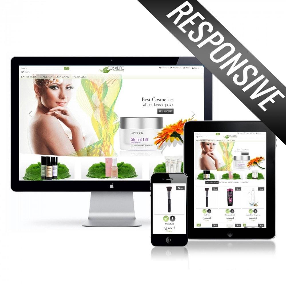 theme - Health & Beauty - Cosmetic - 1