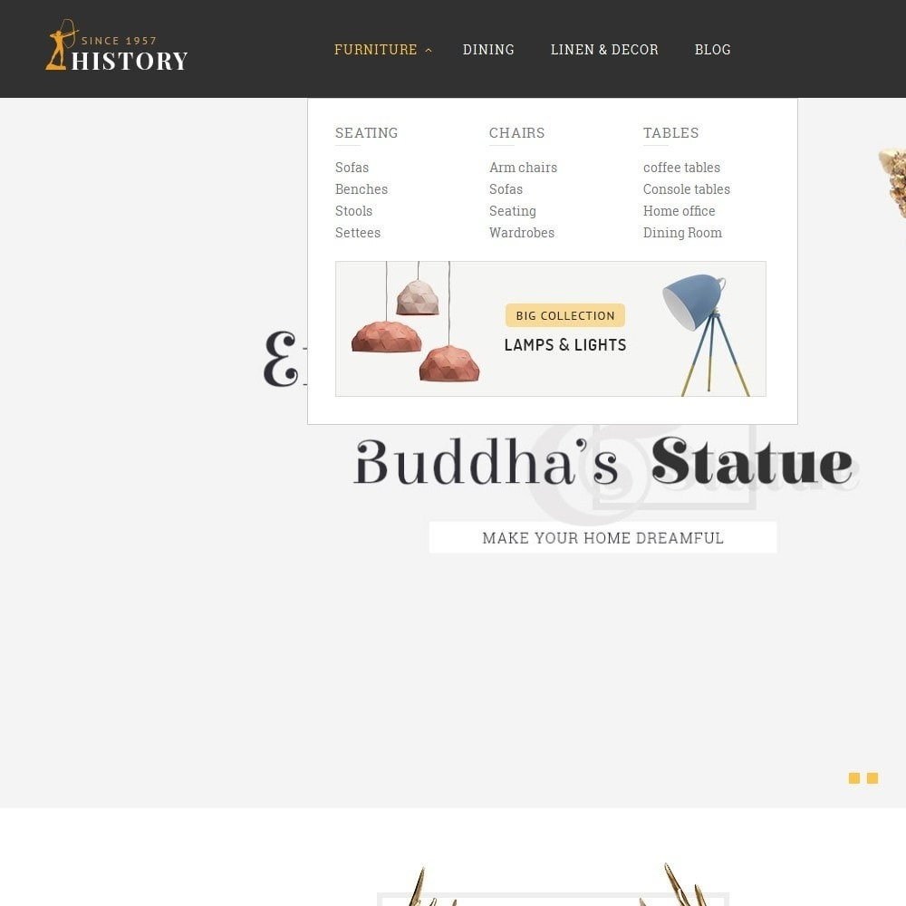 theme - Искусство и Культура - History/Statue Store - 7