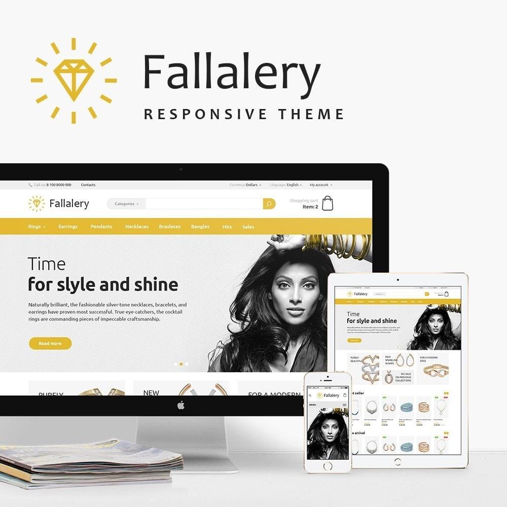 theme - Sieraden & Accessoires - Fallalery Shop - 1