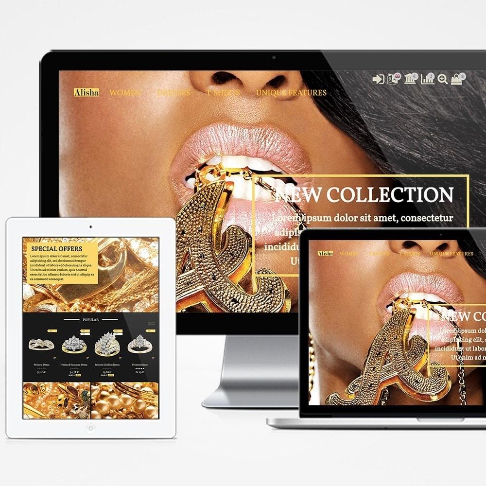 theme - Bijoux & Accessoires - Alisha - 1