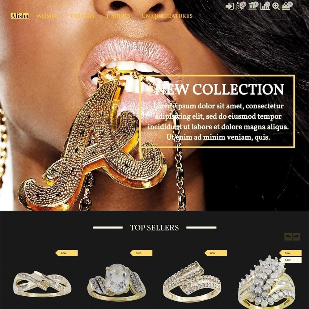 theme - Biżuteria & Akcesoria - Alisha - 2