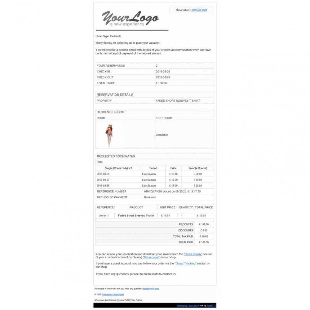 module - Locação e Reserva - Roja45: Property Rental & Booking Manager - 12