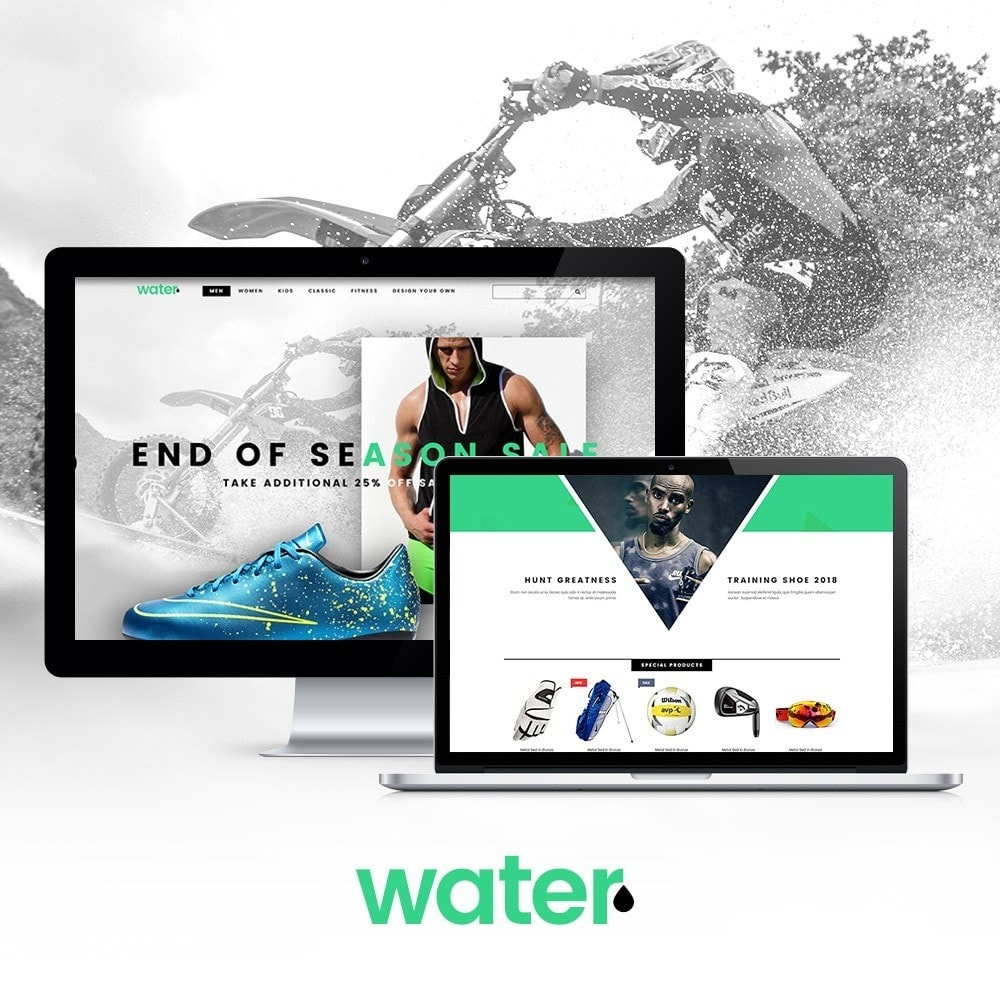 theme - Sports, Activities & Travel - Sport Store - 1
