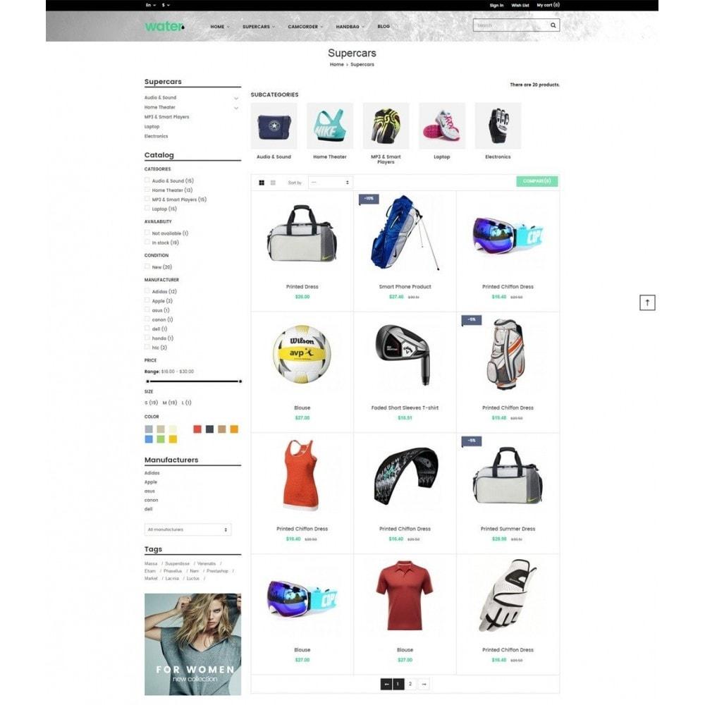 theme - Sports, Activities & Travel - Sport Store - 4