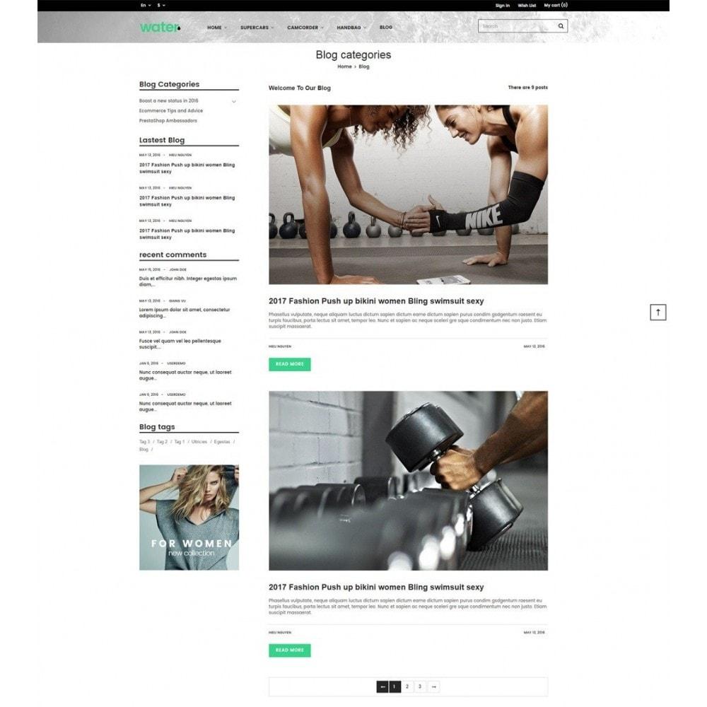 theme - Sports, Activities & Travel - Sport Store - 6