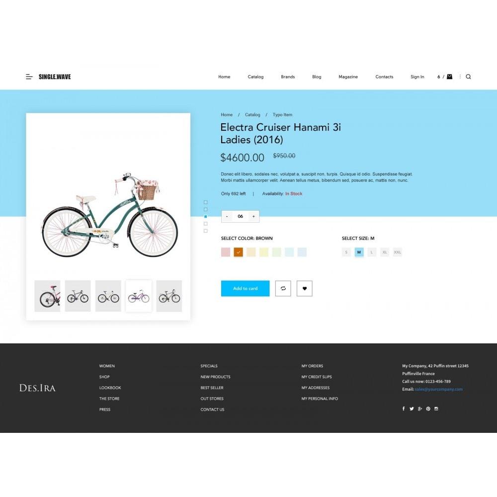 theme - Sport, Loisirs & Voyage - Onewave - Sport Boutique - 4
