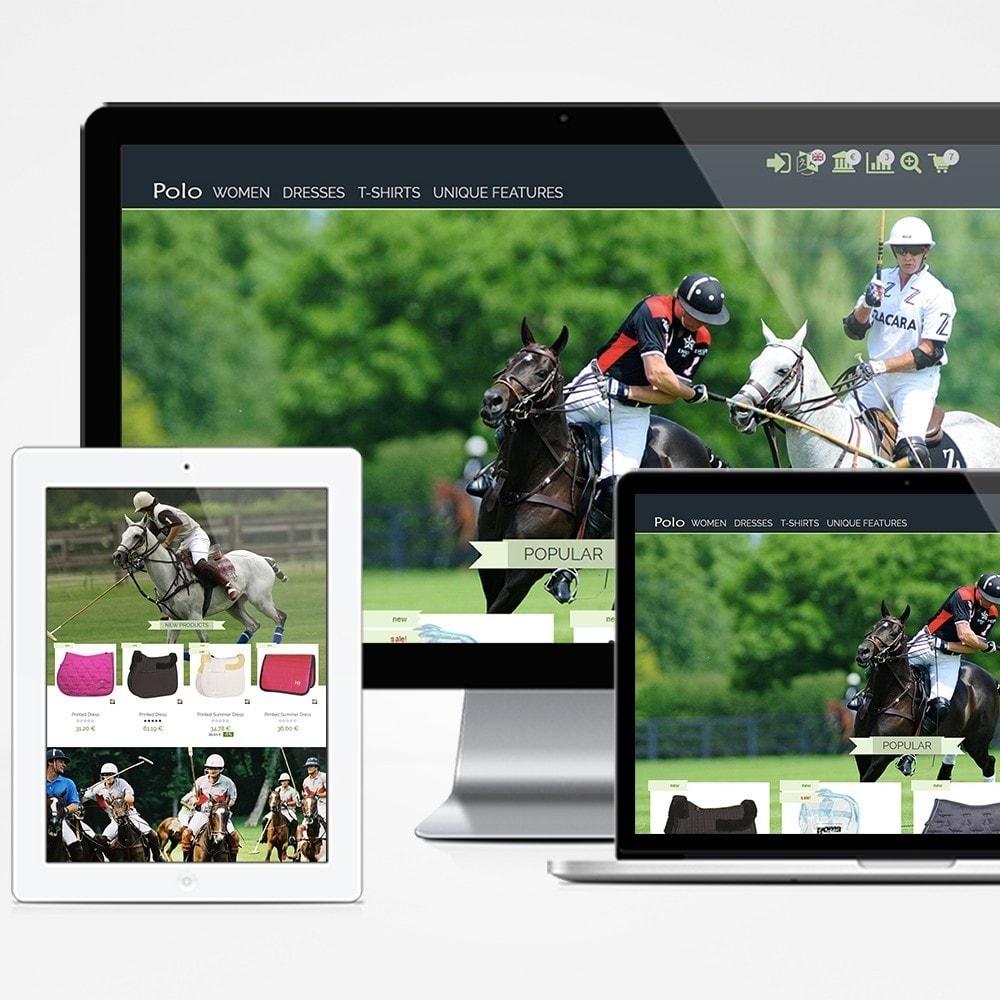 theme - Sport, Activiteiten & Reizen - Polo - 1