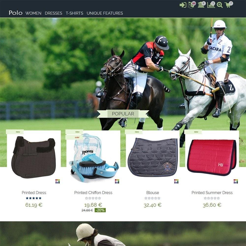 theme - Desporto, Actividades & Viagens - Polo - 2