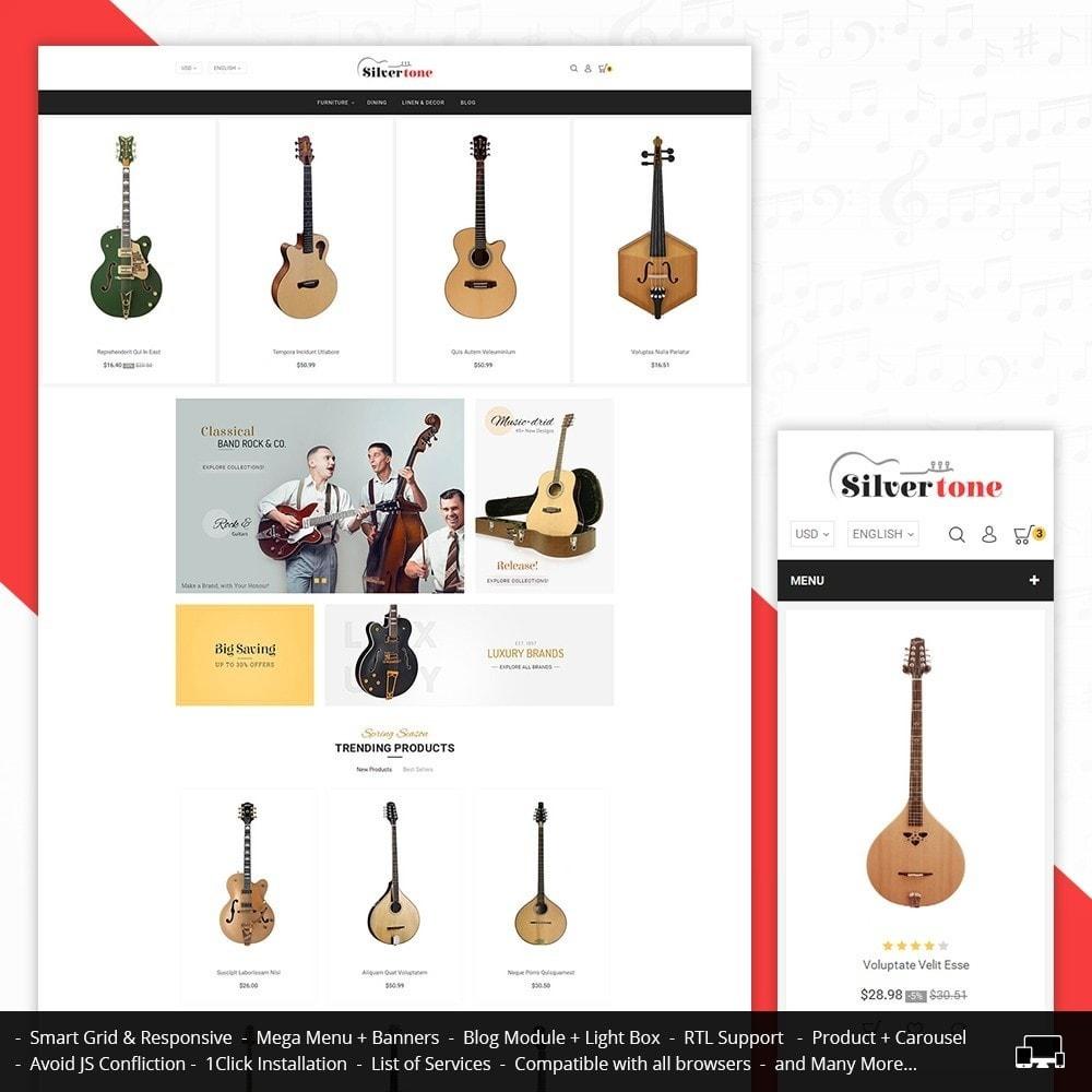 theme - Kultura & Sztuka - Music Instruments - 1