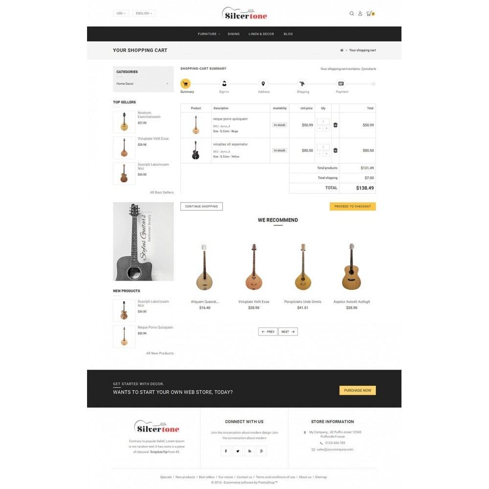 theme - Kultura & Sztuka - Music Instruments - 5