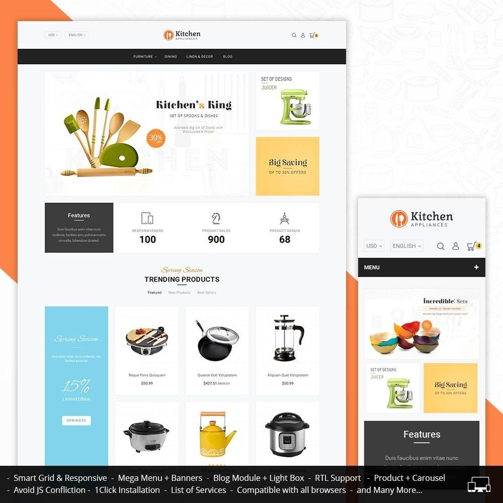 theme - Maison & Jardin - Kitchen Appliances - 1