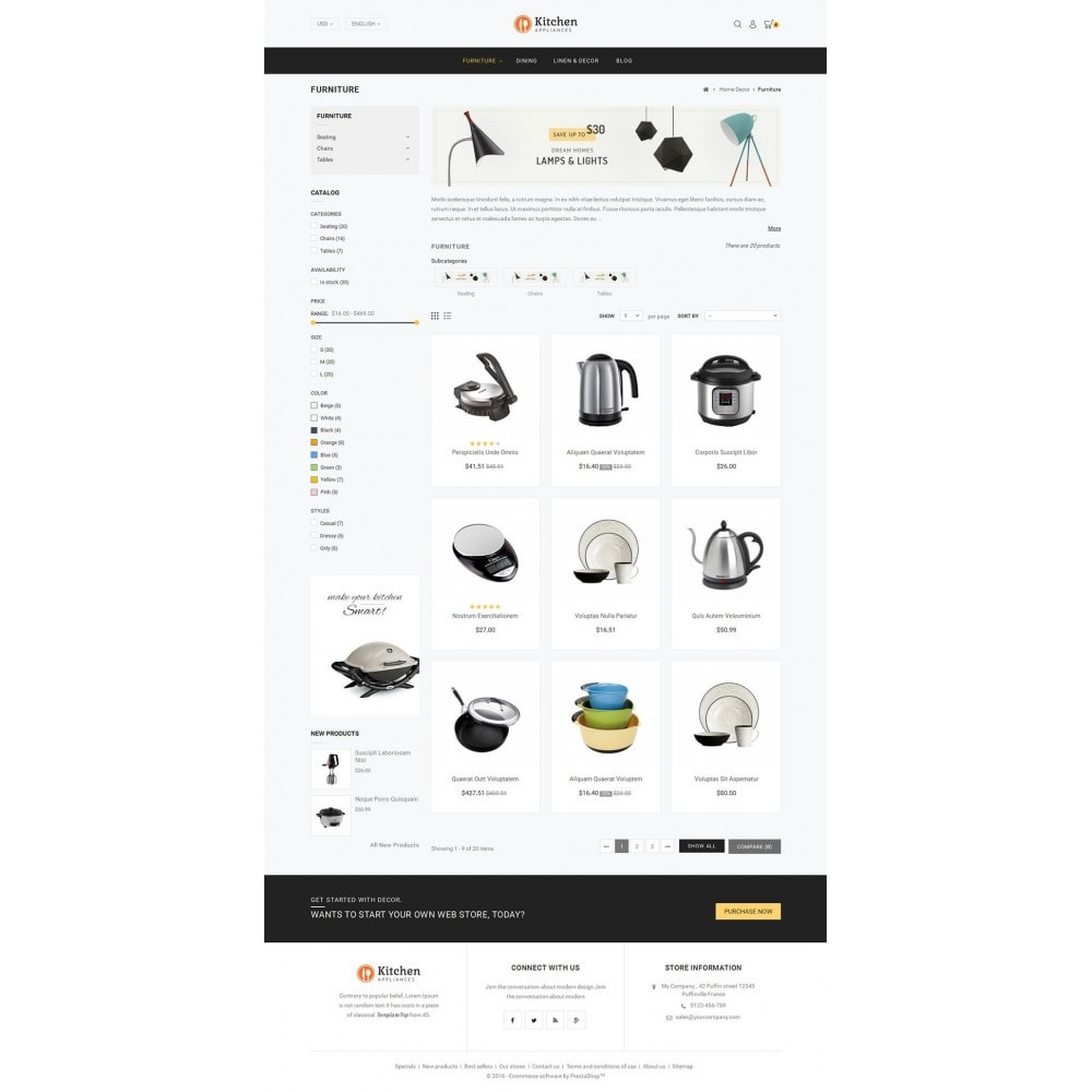 theme - Дом и сад - Kitchen Appliances - 3