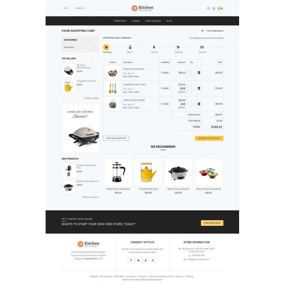 theme - Дом и сад - Kitchen Appliances - 5