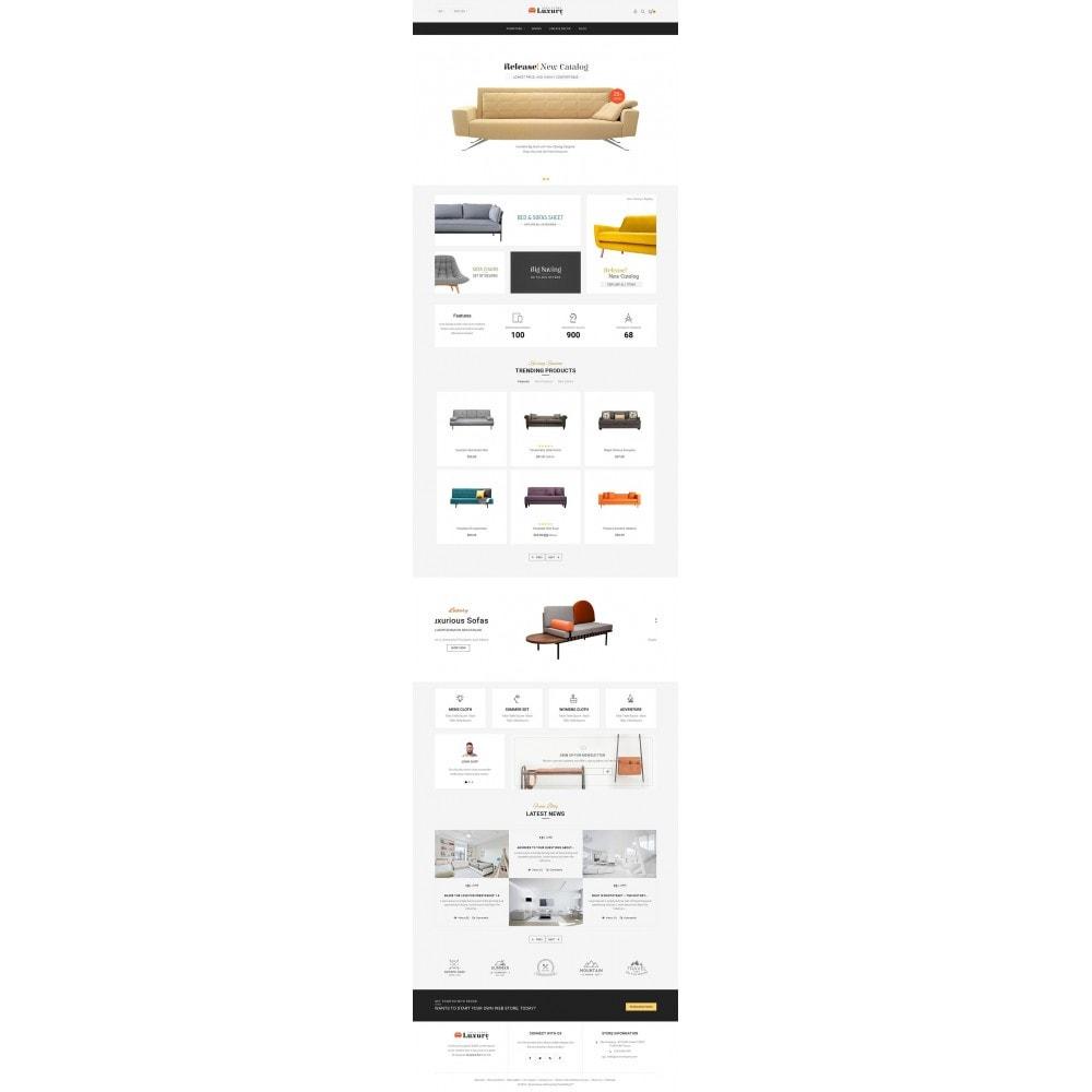 theme - Casa & Giardino - Luxury Sofa Store - 2