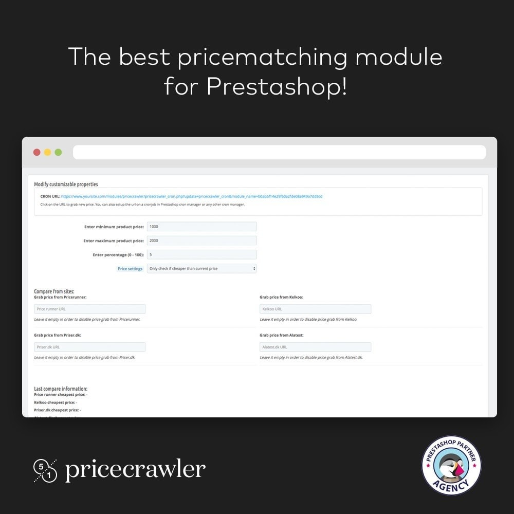 module - Price Comparison - Pricecrawler | Crawl prices from PriceRunner - 2