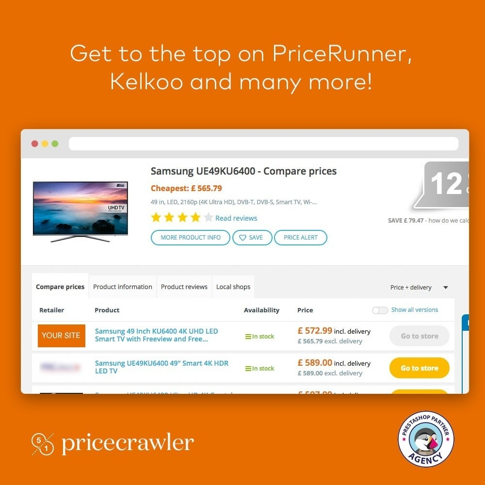 module - Price Comparison - Pricecrawler | Crawl prices from PriceRunner - 4