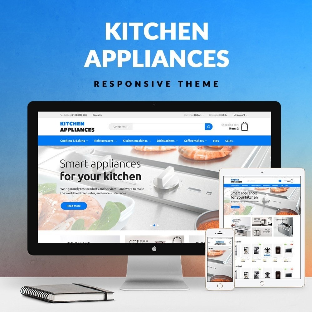 theme - Hogar y Jardín - Kitchen Appliances - 1