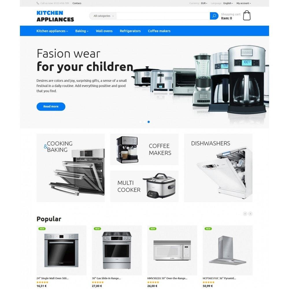 theme - Дом и сад - Kitchen Appliances - 2