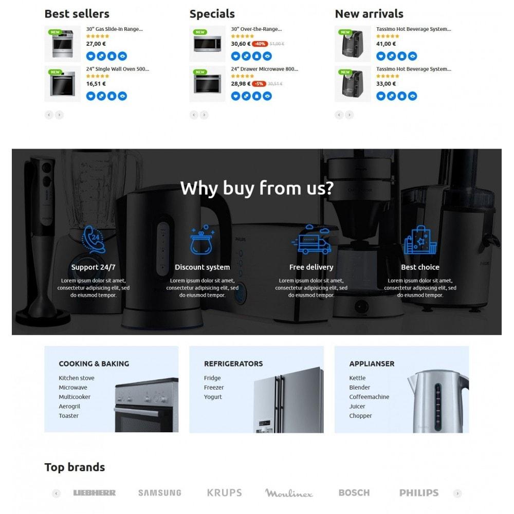 theme - Hogar y Jardín - Kitchen Appliances - 3