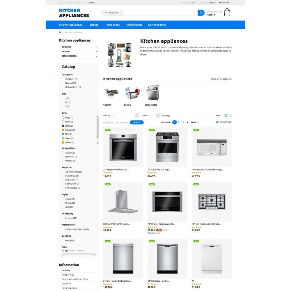 theme - Дом и сад - Kitchen Appliances - 4
