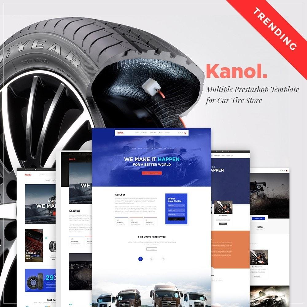 theme - Auto & Moto - Leo Kanol - 1