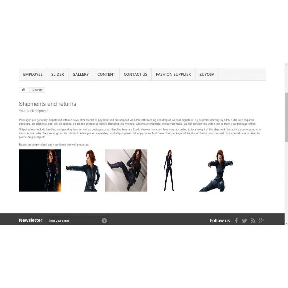 module - Слайдеров (карусельных) и галерей - CMS Shortcode Gallery - 5
