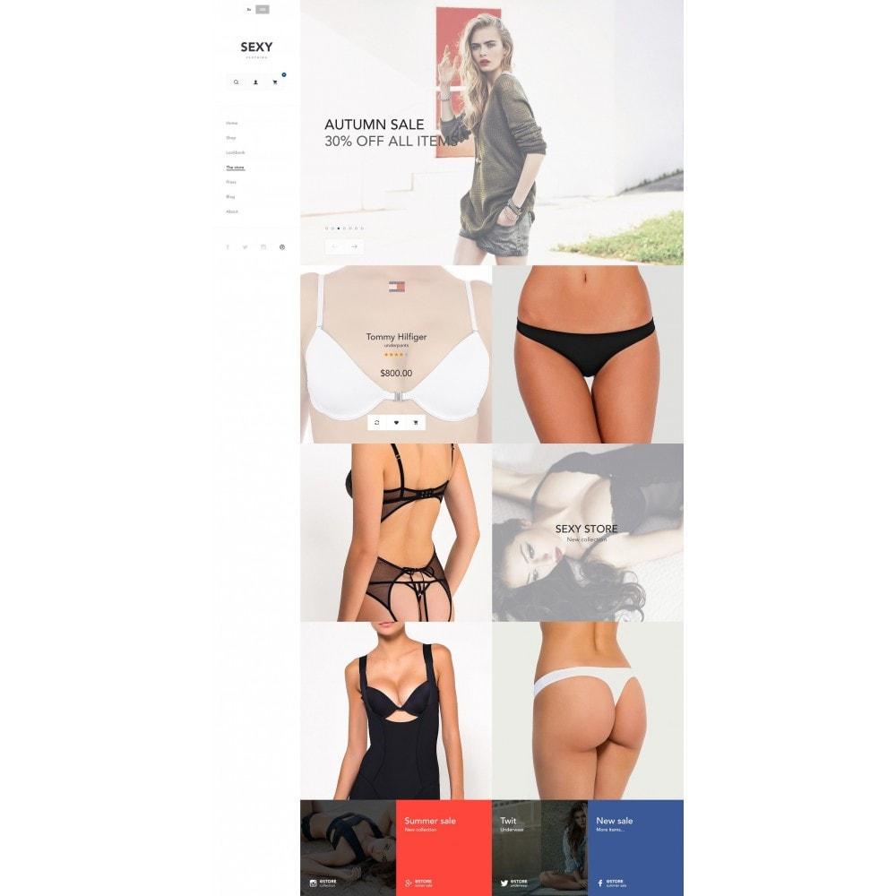 theme - Moda y Calzado - Sexy - Tienda De Lencería - 3
