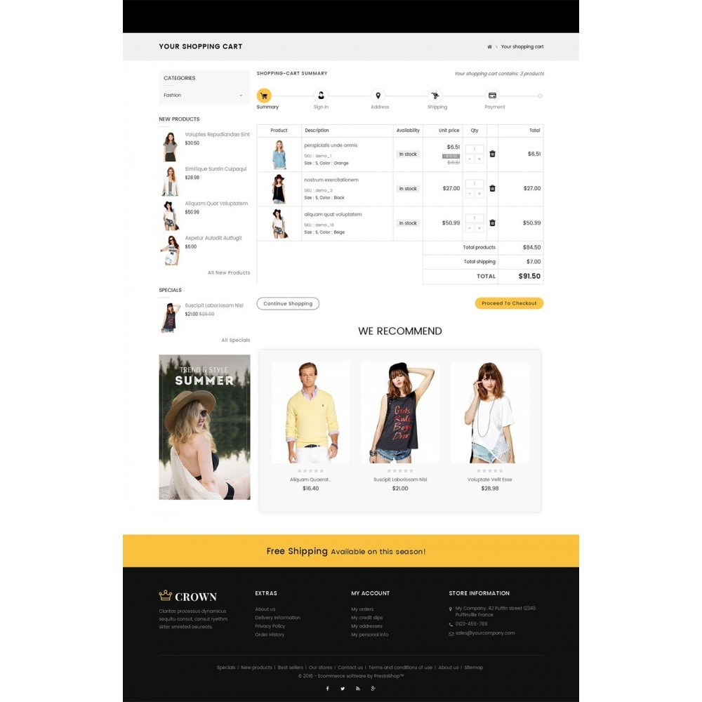 theme - Moda & Obuwie - Fashion Store - 5
