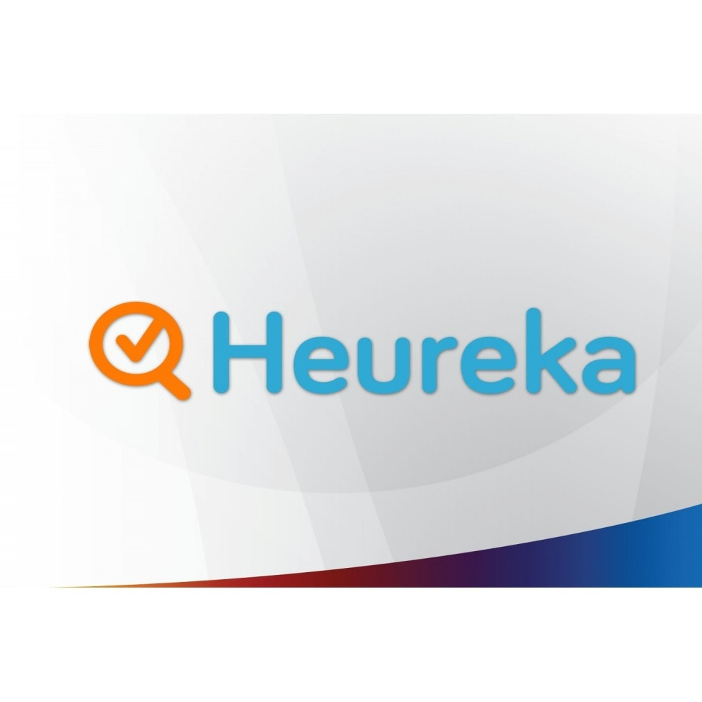 module - Comparateurs de prix - Heureka Connector - XML Product feed and conversions - 1