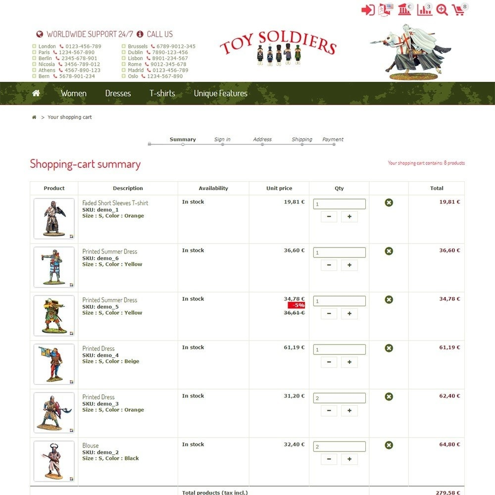 theme - Kids & Toys - Toy Soldiers - 5
