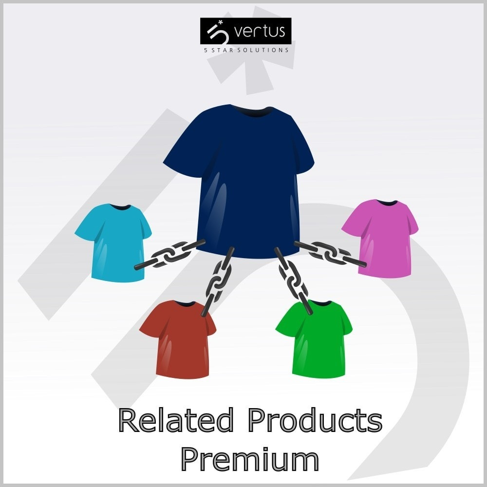 module - Ventas cruzadas y Packs de productos - Related Products Premium - upsell, carousel, linking - 1