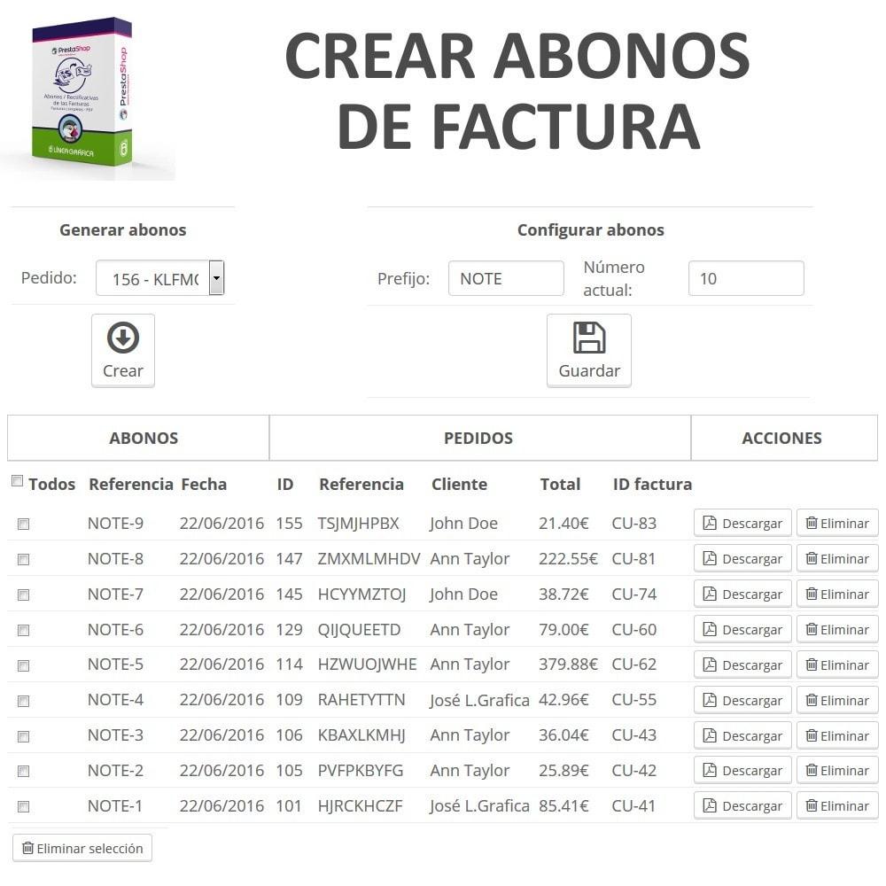 bundle - Gestión de Pedidos - Pack Categorías - Gestiona tu catálogo de forma fácil - 2