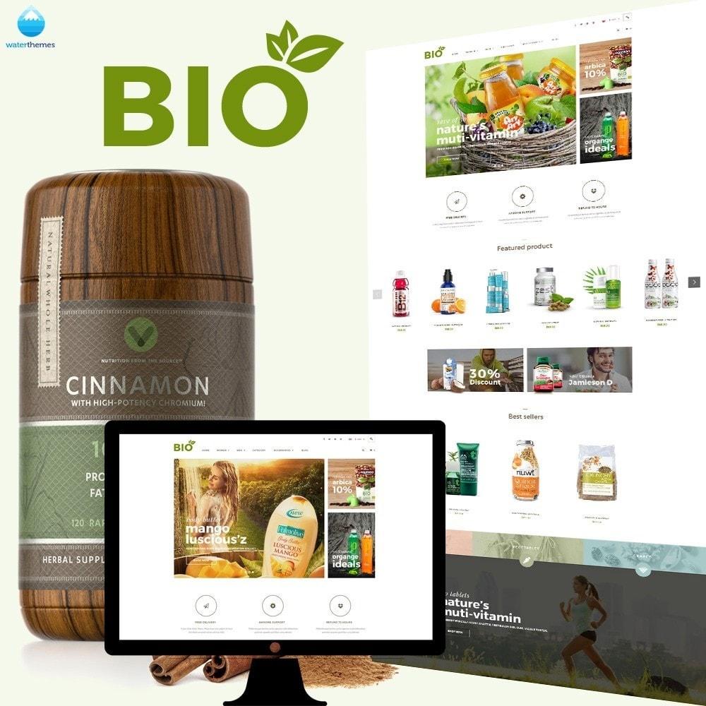theme - Salud y Belleza - Bio Medical - 1