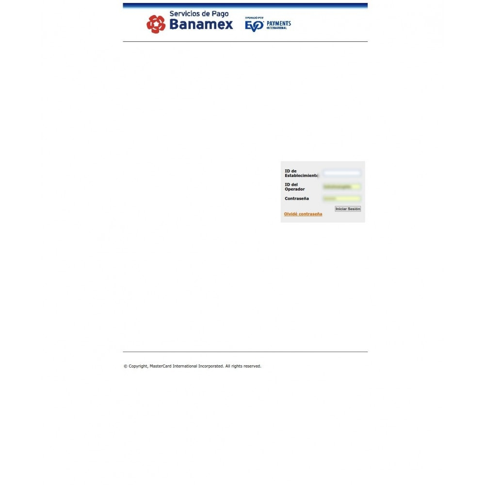 module - Payment by Card or Wallet - Banamex Hosted Checkout Integration - 2