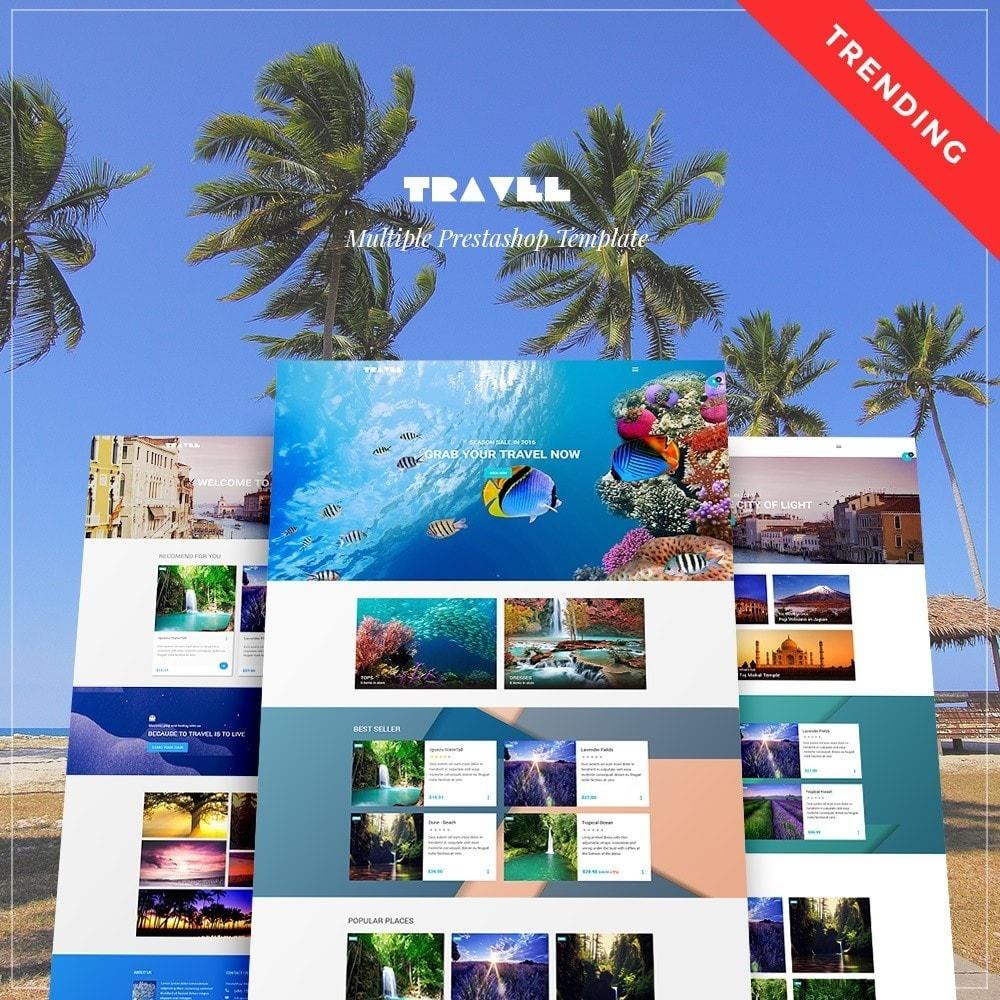 theme - Sports, Activities & Travel - Leo Travel - 1