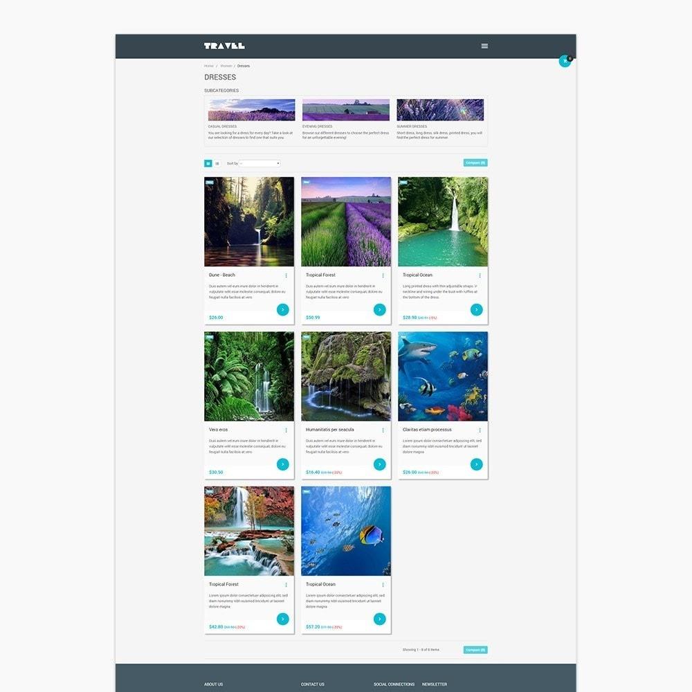 theme - Sports, Activities & Travel - Leo Travel - 4