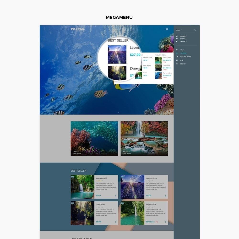 theme - Sports, Activities & Travel - Leo Travel - 6