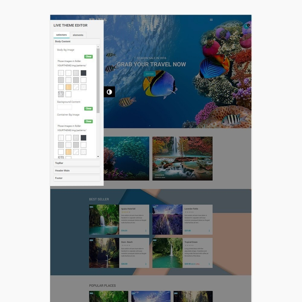 theme - Sports, Activities & Travel - Leo Travel - 8