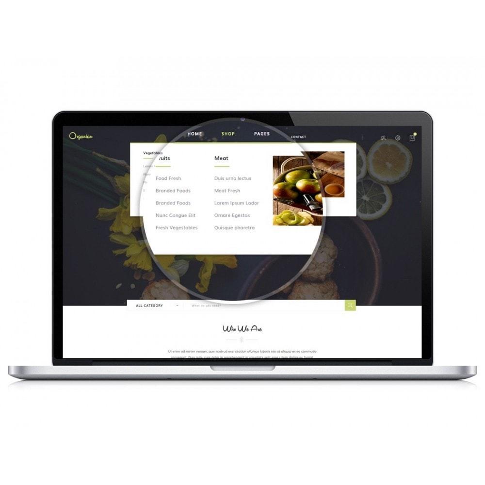 theme - Eten & Restaurant - JMS Organian - 2
