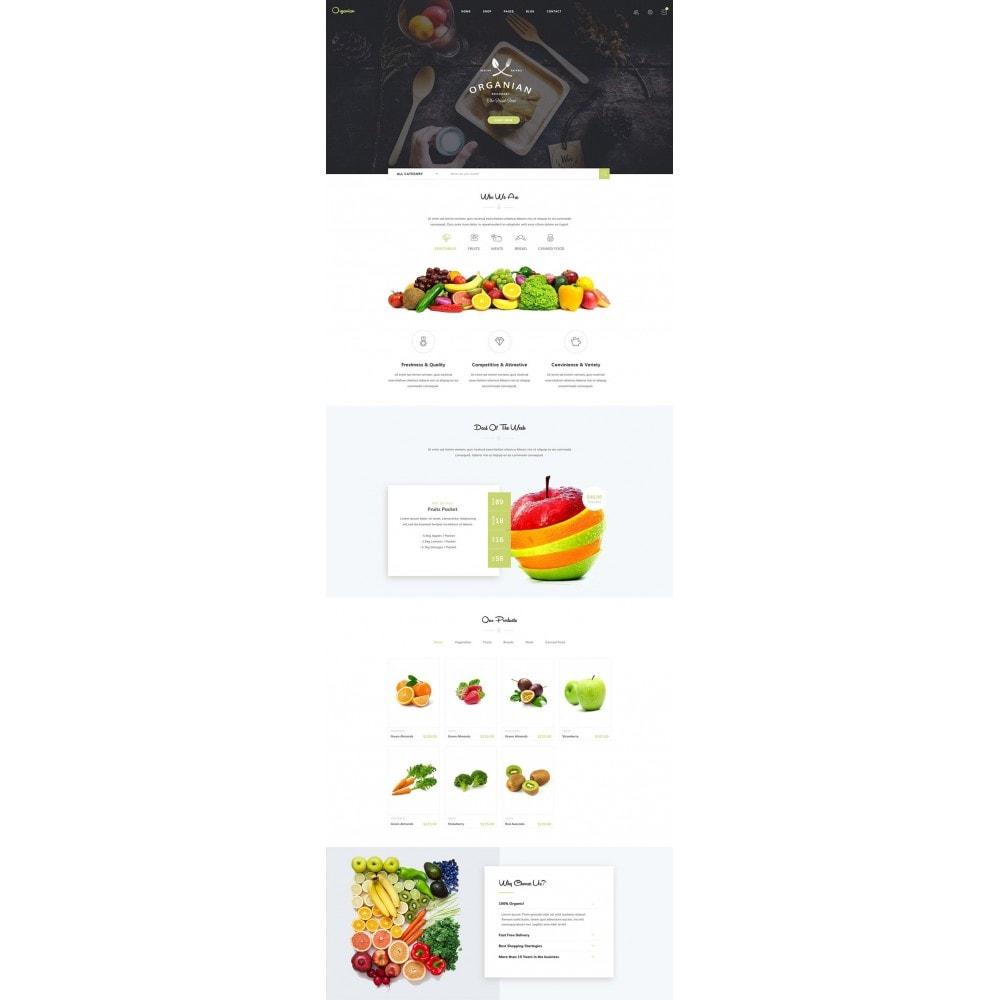 theme - Eten & Restaurant - JMS Organian - 6
