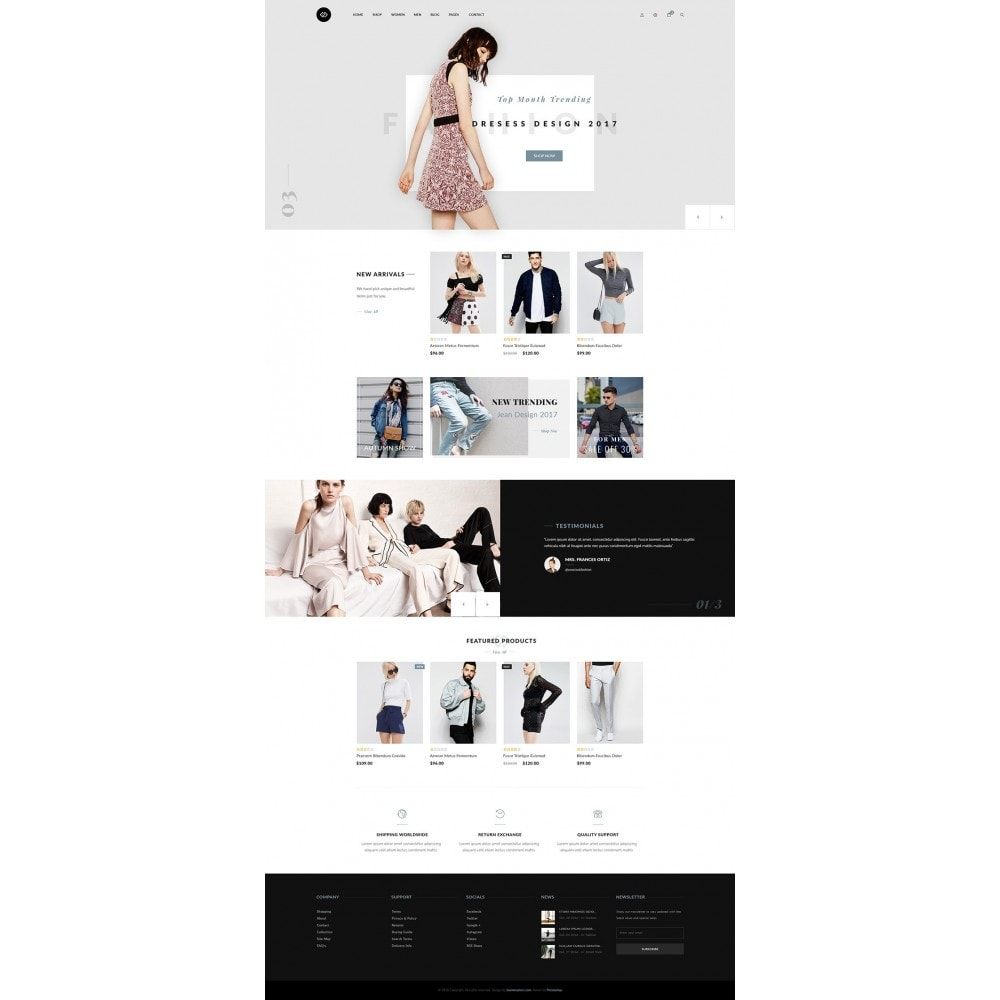 theme - Fashion & Shoes - JMS Goog - 7