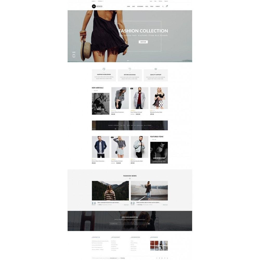 theme - Fashion & Shoes - JMS Goog - 9