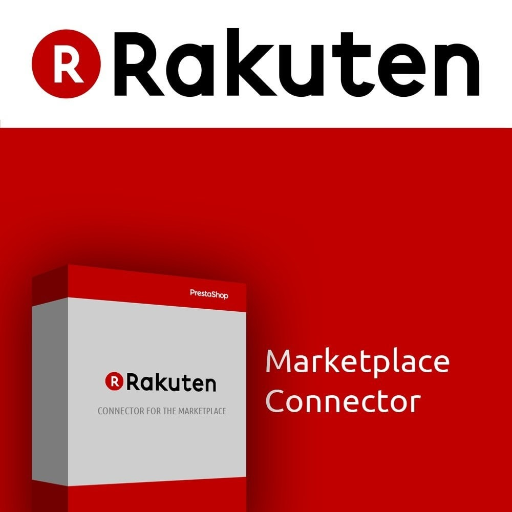 module - Marketplace - Rakuten Connector - 1