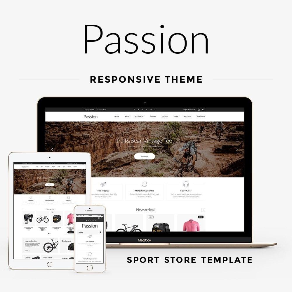 theme - Sport, Attività & Viaggi - Passion - Sport Store - 1